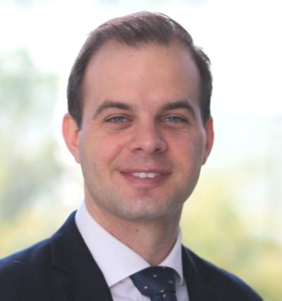 Adam Antal, VP Sales