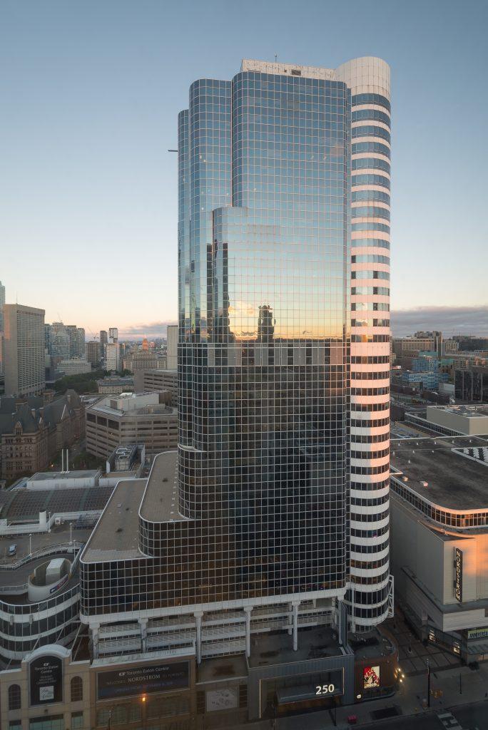East Coast Sales Office 250 Yonge Street, Suite 2201 Toronto, Ontario M5B 2L7, Canada