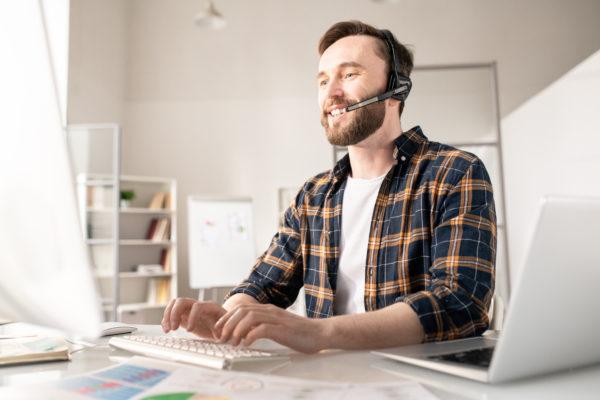 Remote call center jobs